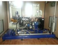 바이오가스발전기설치